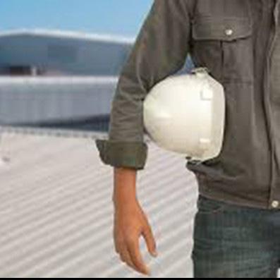 Reforma de telhado de galpão