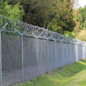 Cerca de segurança perimetral