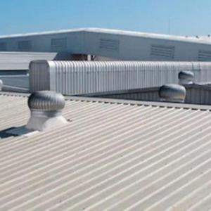 Manutenção de telhados industriais sp
